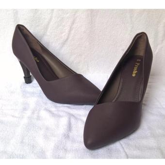 Giày cao gót mũi nhọn 7 phân