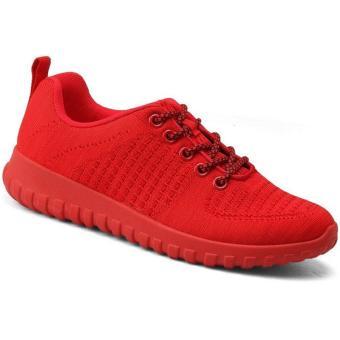Giày Sneaker Thời Trang nữ Erosska - GN027 (Đỏ)