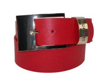 Thắt lưng (nịt) nữ bảng rộng 7,5cm Kenneth Cole Reaction Womens Metal Mood Buff 2 13/16 Inch Wide Belt (Mỹ)