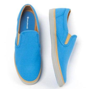 Giày nam thời trang ANANAS 20085 (Xanh)