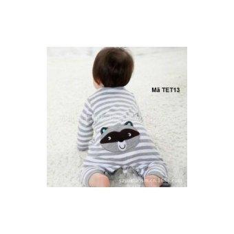 Bộ body cotton cho bé TET13