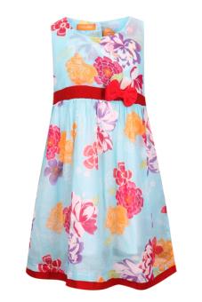 Đầm dạ hội BG30104XD (Xanh dương)