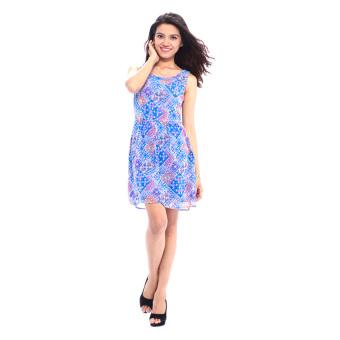 Đầm Haruchan D0031(Xanh)