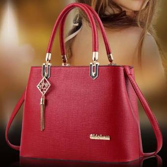 Túi xách nữ thời trang BTS( RED)