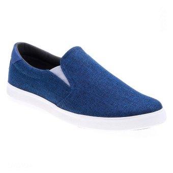 Giày lười nam Aqua Sportswear M122A (Xanh dương)