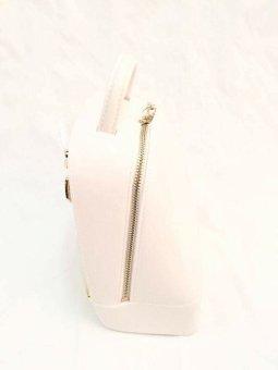 Ba lô túi xách 2 trong 1 chống thấm cao cấp Mushroom Lee BAG013 (Trắng)
