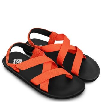 Giày Sandal nữ DVS WF019 (Cam)