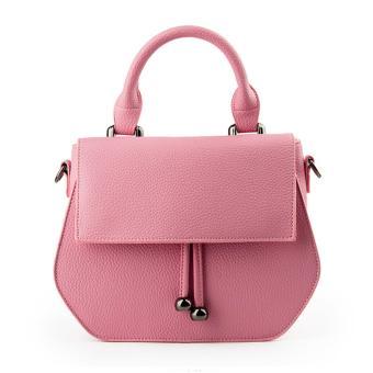 Túi xách nữ thời trang, kiểu dáng thanh lịch- Q388(Hồng tím)