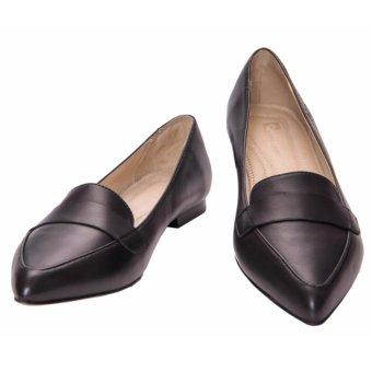 Giày Búp Bê Cao Cấp Pierre Cardin PCWFWLB049-BLK