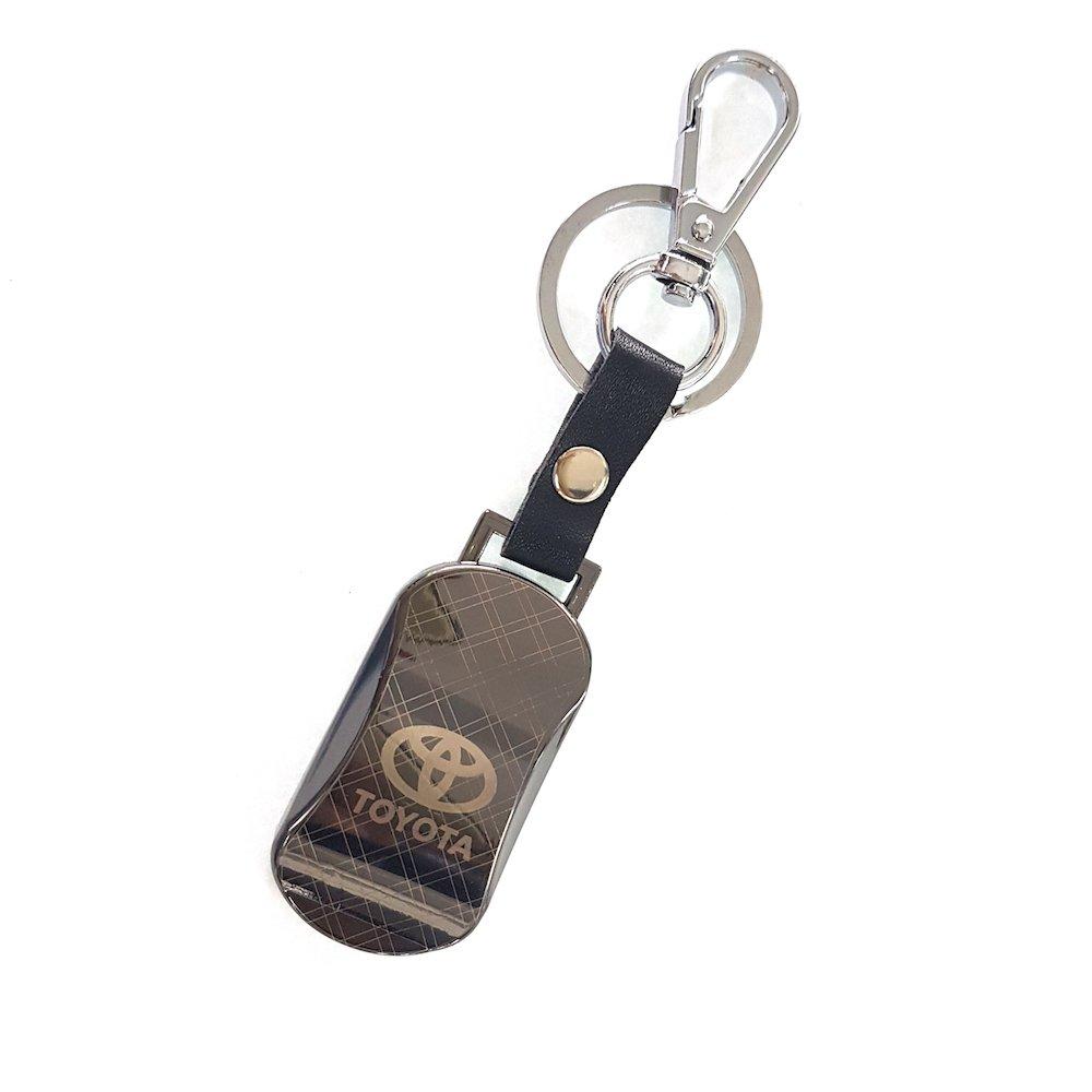 Móc treo chìa khoá hình ô tô Toyota