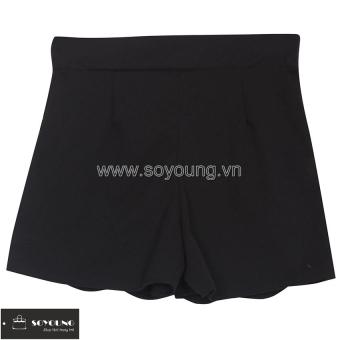 Quần short nữ SoYoung WM SHORTS 001 B (Đen) - 4