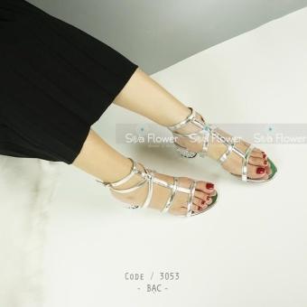 Sandal dây gót đính đá trắng 5cm bac / 36 - 8089761 , CE721FAAA99ZGXVNAMZ-18396487 , 224_CE721FAAA99ZGXVNAMZ-18396487 , 360000 , Sandal-day-got-dinh-da-trang-5cm-bac--36-224_CE721FAAA99ZGXVNAMZ-18396487 , lazada.vn , Sandal dây gót đính đá trắng 5cm bac / 36