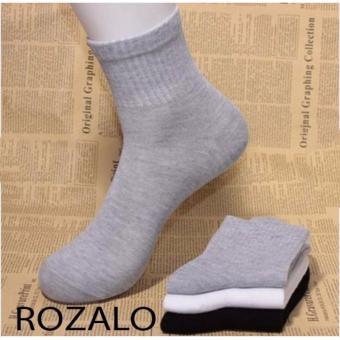 Tất vớ thể thao Rozalo R10065W - Trắng