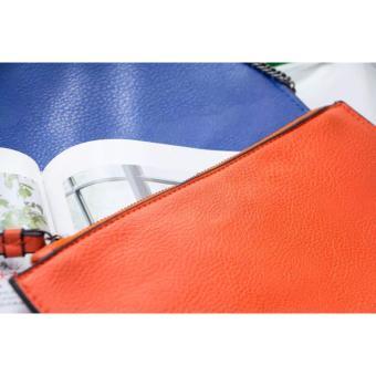 Túi cầm tay thời trang Zara mầu cam