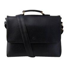 Túi đeo chéo LATA CA12 (Da Đen)