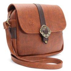 Túi đeo chéo LATA HN04 (Da bò đậm )