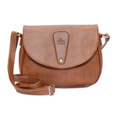 Túi đeo chéo LATA HN15 (Da bò đậm )