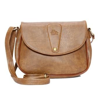 Túi đeo chéo LATA HN15 (Da bò nhạt )