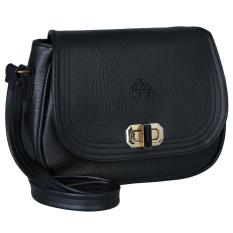 Túi đeo chéo thời trang nữ LATA HN27 (Đen)