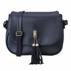 Túi đeo chéo thời trang nữ LATA HN29 (Đen)