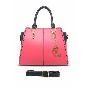 Túi xách nữ Carlo Rino 0302948-002-44 (màu hồng)