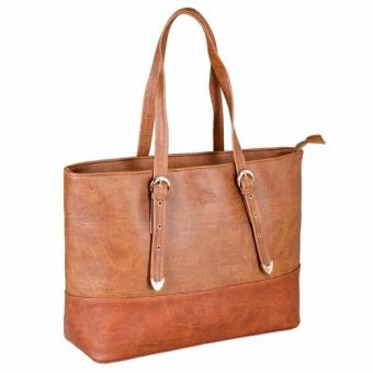 Túi xách tay nữ LATA TX01  (Da bò nhạt)