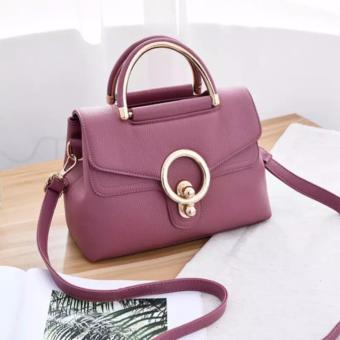 Túi xách thời trang đeo chéo BTS -WI2 (TÍM)