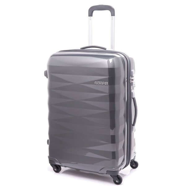 Giá bán Vali AMERICAN TOURISTER R87*58005 AT CRYSTALITE SPINNER 79/29 (Xám)