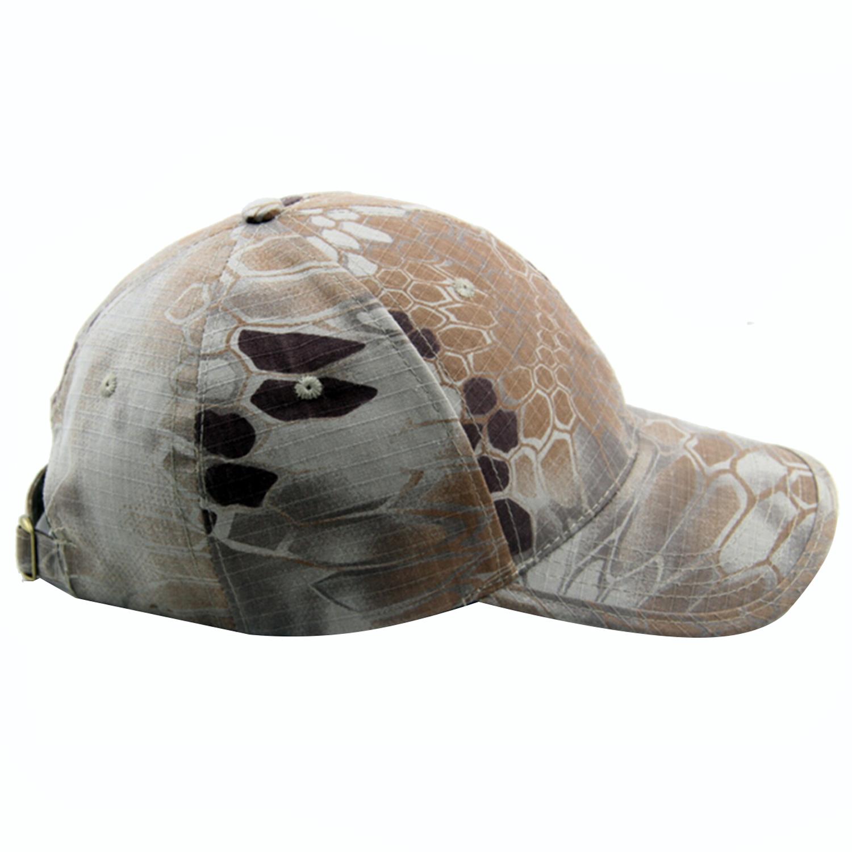 Vococal Snake Skin Sport Camouflage Cap (Multicolor)