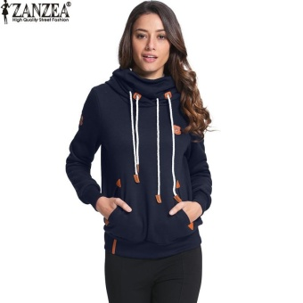 ZANZEA High Quality Women Hoodies Autumn Winter Brushed Fleece Warm Sweatshirt Plus Size Loose Sweatshirts (Dark Blue) - intl - 8849967 , ZA959FAAA95J50VNAMZ-18103360 , 224_ZA959FAAA95J50VNAMZ-18103360 , 827200 , ZANZEA-High-Quality-Women-Hoodies-Autumn-Winter-Brushed-Fleece-Warm-Sweatshirt-Plus-Size-Loose-Sweatshirts-Dark-Blue-intl-224_ZA959FAAA95J50VNAMZ-18103360 , lazada.v