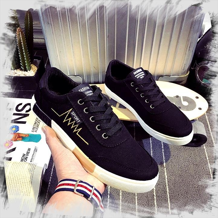 ✅ [ SNEAKER BÁN CHẠY NHẤT ] Giày SNEAKER G3 ( NHỊP TIM ) Thể Thao/Giày Nam hiện đại , cá tính, đẹp độc lạ, chất thoáng mát, phong cách Hàn Quốc mẫu mới nhất 2019 - TỔNG KHO GIẦY NHẬP KHẨU