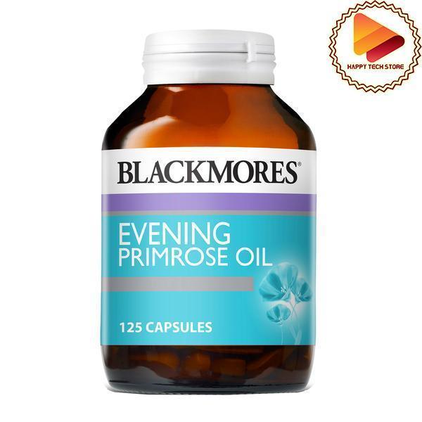 TINH DẦU HOA ANH THẢO - Blackmores Evening Primrose Oil, lọ 190 viên