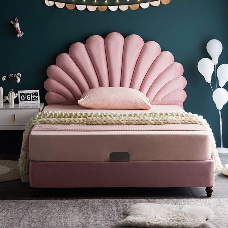Giường ngủ cho bé gái dễ thương