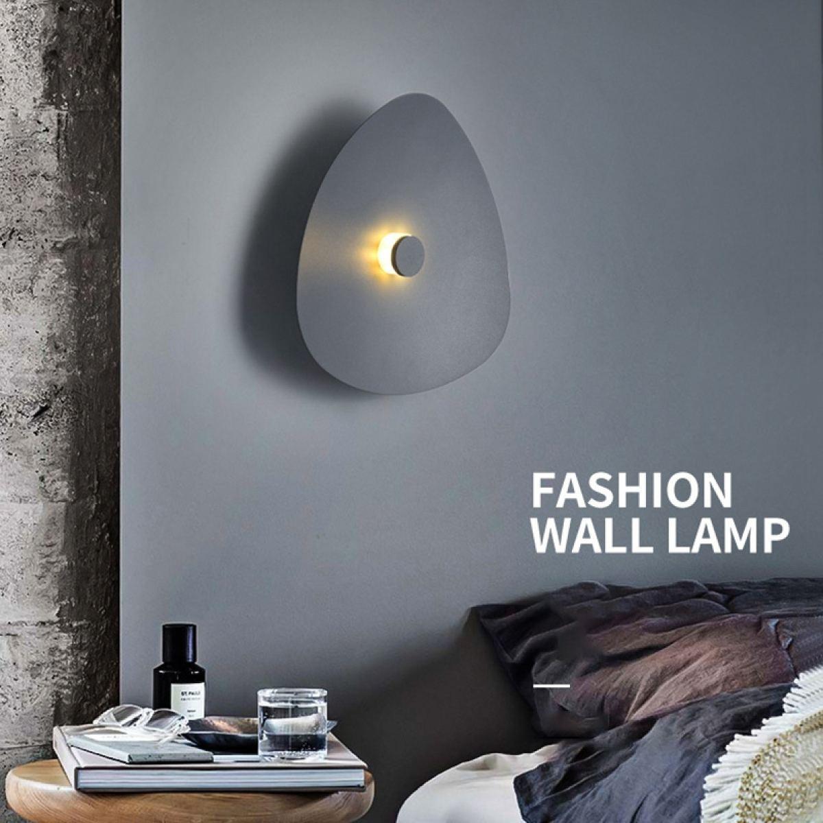 Modern Indoor Led Wall Lamp Living Room Decoration 5w Wall Light Home Lighting Fixture Loft Art Light Source Lazada