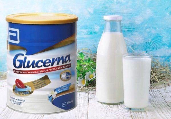sữa bột Glucerna 850g