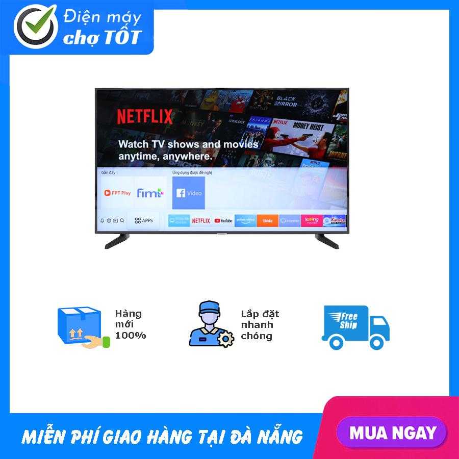 Smart Tivi Samsung 4K 43 inch UA43NU7090