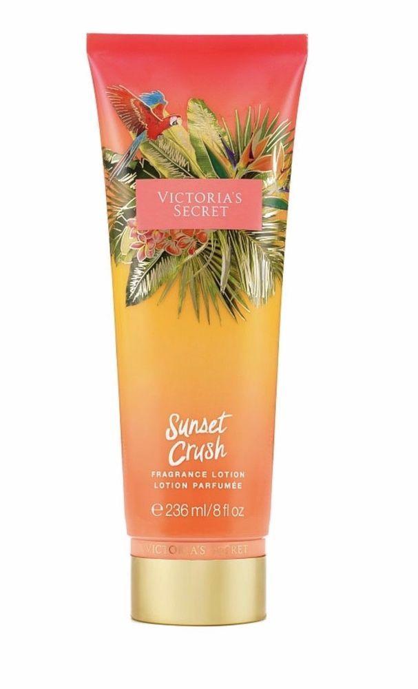 Dưỡng thể Victoria's Secret Fragrance Lotion 236ml - Sunset Crush (Mỹ)