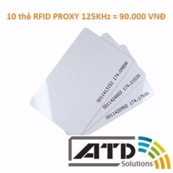 10 Thẻ RFID proxy 125Khz - 8584617 , OE680OTAA6EVTPVNAMZ-11824037 , 224_OE680OTAA6EVTPVNAMZ-11824037 , 90000 , 10-The-RFID-proxy-125Khz-224_OE680OTAA6EVTPVNAMZ-11824037 , lazada.vn , 10 Thẻ RFID proxy 125Khz