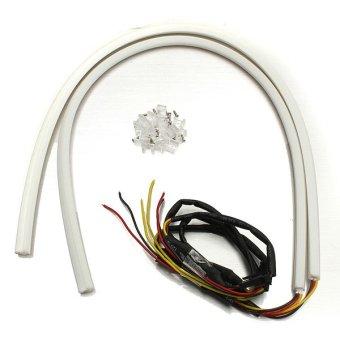 60cm LED Strip DRL Light DC12V White Amber Switchback 2pcs (Intl) - 8559146 , OE680OTAA17IZXVNAMZ-1798633 , 224_OE680OTAA17IZXVNAMZ-1798633 , 676000 , 60cm-LED-Strip-DRL-Light-DC12V-White-Amber-Switchback-2pcs-Intl-224_OE680OTAA17IZXVNAMZ-1798633 , lazada.vn , 60cm LED Strip DRL Light DC12V White Amber Switchback 2pc