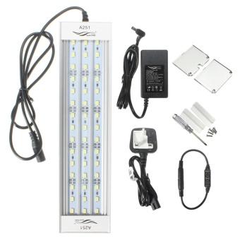 Aquatic Aquarium 5730 LED Light Lamp Chihiros A-Series 12-39W 20-60cm UK Plug Pure White - intl
