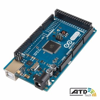 Arduino Mega 2560 (tặng hộp bảo vệ + Cáp USB)