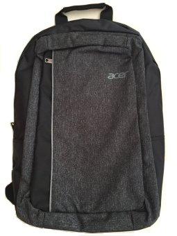 Ba lô Laptop Acer (Xám Đen)