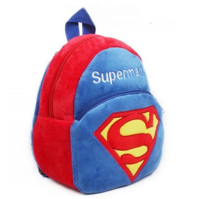 Balo hình siêu nhân Superman QTT (Xanh) bán chạy