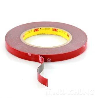 Băng keo cường lực dán đồ chơi xe hơi 3M 4229P 12mmx10m (Đỏ)