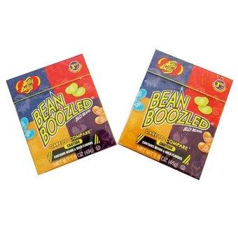 Bộ 2 hộp kẹo thối Bean Boozled 45g x 2