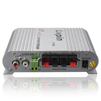 Bộ Khuếch Đại Âm Thanh Nổi Hi-Fi Siêu Bass 200W 12V Dành Cho Xe Hơi Và Nhà Ở