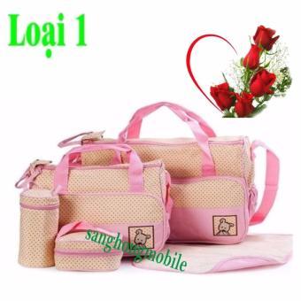 Bộ túi 5 chi tiết du lịch cho mẹ và bé Sản xuất 2017 Loại 1 (Hồng) - 8568727 , OE680OTAA3NJ30VNAMZ-6492598 , 224_OE680OTAA3NJ30VNAMZ-6492598 , 560000 , Bo-tui-5-chi-tiet-du-lich-cho-me-va-be-San-xuat-2017-Loai-1-Hong-224_OE680OTAA3NJ30VNAMZ-6492598 , lazada.vn , Bộ túi 5 chi tiết du lịch cho mẹ và bé Sản xuất 2017 Loạ