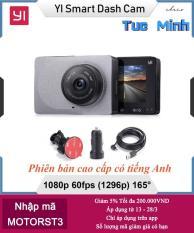 Camera hành trình Xiaomi YI Car Smart Dashcam 1296p - phiên bản tiếng Anh