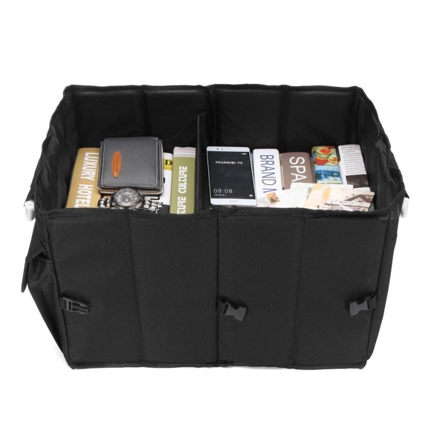 Car Interior Large Foldable Tidy Organiser Shop Travel