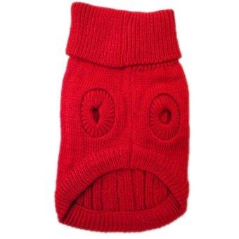 chechang Pet Puppy Cat Dog Winter Sweater Knitwear Coat Clothes(Red.S) - intl - 8594598 , OE680OTAA7CQDWVNAMZ-13596725 , 224_OE680OTAA7CQDWVNAMZ-13596725 , 490000 , chechang-Pet-Puppy-Cat-Dog-Winter-Sweater-Knitwear-Coat-ClothesRed.S-intl-224_OE680OTAA7CQDWVNAMZ-13596725 , lazada.vn , chechang Pet Puppy Cat Dog Winter Sweater Kn